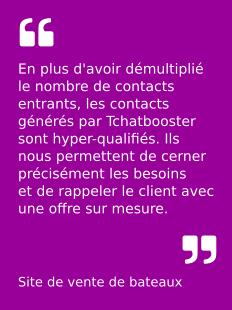 Citation Bateaux